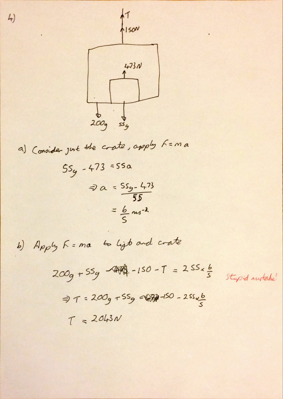 Edexcel m1 june 2014 mark scheme array thoughts on edexcel mechanics 1 u2013 mathematicsandcoding rh blog ifem co uk fandeluxe Images