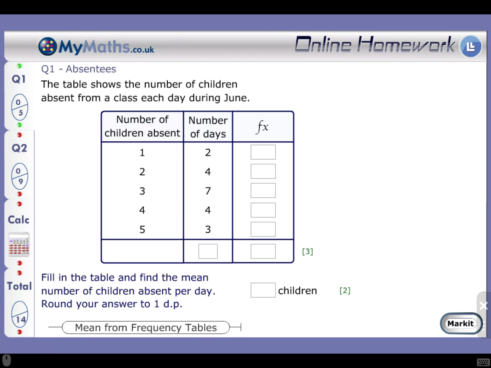 homework solutions online